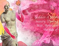 Gods of Greece Animation