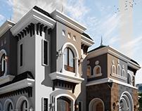 Mr.s Latifa Villa (G+1+PH) Doha, Qatar