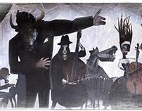 The minotaur band