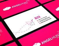 Angel Hunt - Branding of Dating website