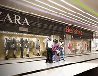 Algeria shopping center