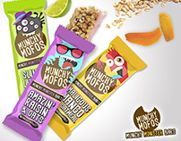 MUNCHY MOFOS: Munchy Monster Bars