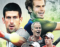 2014 Tennis Creative Presentation