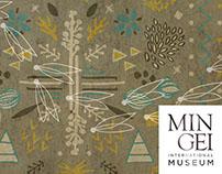 Mingei Museum / Gift Card Design