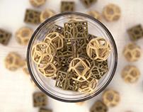 Barilla 3d-printed pasta