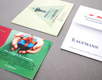 Papelería impresa Kaufmann