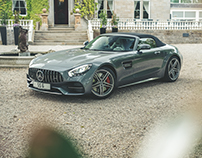 AMG at Carlowrie