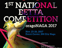 1st National Betta Competition