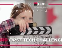 BRD @ First Tech Challenge