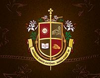 Identidade | Brasão da Paróquia Santo Antônio