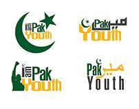Logo Design I am Pak Youth