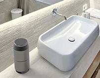 Lotis: luxury toiletry case