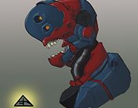 Mecanoide-Azx 01