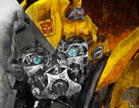 Bumble Bee- Tribute to Transformers 5 The Last Knight