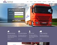 SGL - Website UX UI