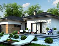 Z401 - gotowy projekt domu
