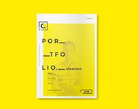 Portfolio Showcase | Editorial Design
