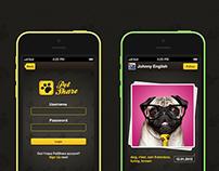 PetShare - app