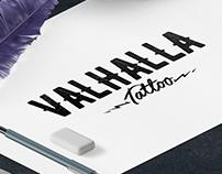 Valhalla Tattoo - Branding
