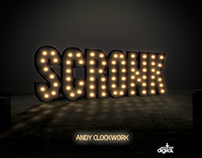 Andy Clockwork - SCRONK