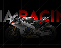 Aprilia | Website Restyle