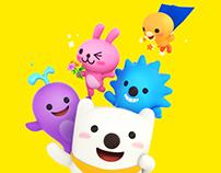 Naver Juniver App Intro