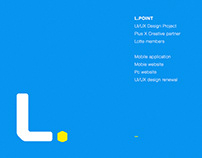 L.POINT UX/UI eXperience Design Renewal