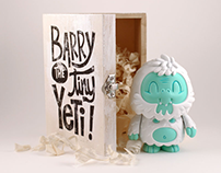 Barry The Tiny Yeti