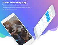 Video Recording App