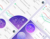 Themo app concept part II