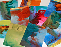 Radiohead, In Rainbows Prints