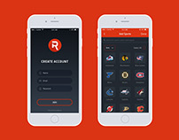 The Reel - Mobile App for Sports Clips