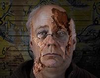 Zombie Mug Shot