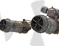 Steampunk Pod