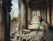 眠月 - Forgotten railway