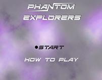 Phantom Explorers C# Project
