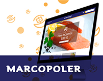 Marcopoler // Diseño Web