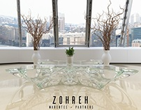 Zohreh Coffee Table