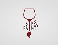 Sip & Paint - logo