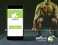 Session Tracker Mobile Application