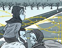 Crisis migratoria - Portada revista de medicina UNAL