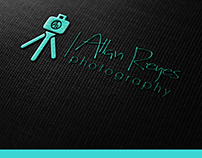 Logo for photographer - Allan Reyes