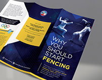 Fencing Club Brochure