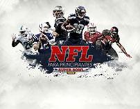 NFL - Los participantes SB XLIX - Interactivo