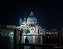 A night in Venice