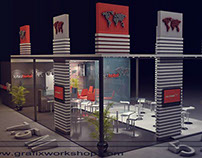 Exhibition Stalls Designs