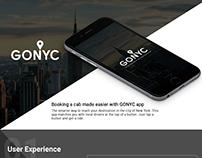 GONYC - Taxi App