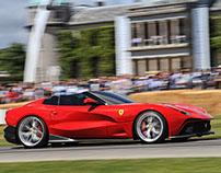 Ferrari F12TRS