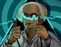 "Emmett Lathrop ""Doc"" Brown"