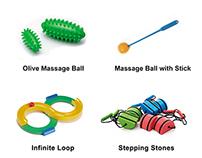 Multi Sensorial Inclusive Education & Development Kit